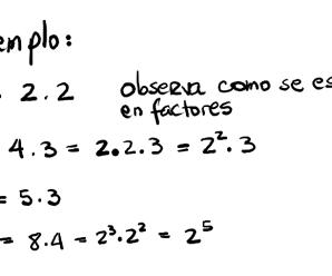 Como Hacer Factorizacion Con Factor Comun Coeficiente